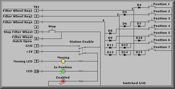 deimos electronics manual - barrel stage wiring