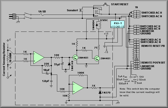 DEIMOS Electronics Manual Miscellaneous Drawings EL-1027